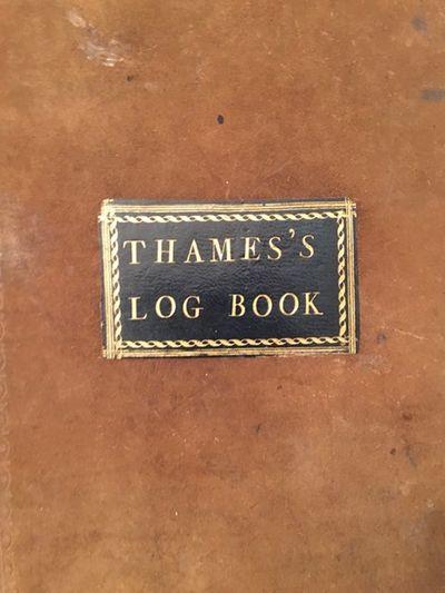 HMS THAMES LOGBOOK