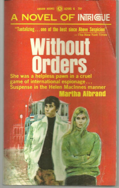 Image for WITHOUT ORDERS