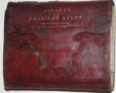 New American Atlas, Designed...
