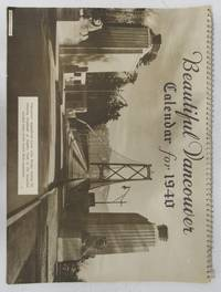 image of Beautiful Vancouver Calendar for 1940