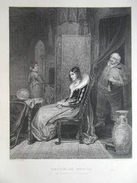 Falstaff And Mrs Ford. (The Merry Wives of Windsor).