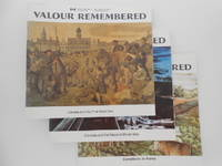 Valour Remembered: Canada and the First World War; Canada and the Second World War; Canadians in Korea  (English/French - set of three)
