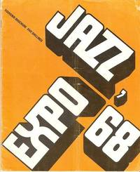 JAZZ EXPO '68:  The Newport Jazz Festival in London.; Souvenir program