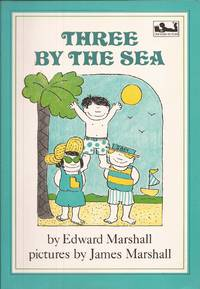 image of Three by the Sea (A Dial Easy-to-Read Book)