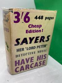 image of Have his Carcase (Lord Peter Wimsey)
