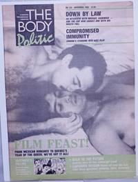 The Body Politic: a magazine for lesbian/gay liberation; #132, November, 1986; Film Feast!