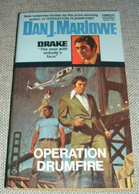 image of Operation Drumfire  Volume 4 in the Earl Drake Series