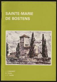 Sainte-Marie de Bostens [Inscribed by Cabanot!]