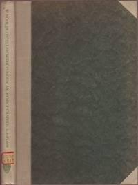 IntelligenzprŸfungen an Menschenaffen, Zweite, Durchgesehene Auflage.