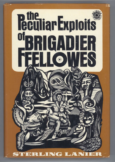 New York: Walker and Company, 1971. Octavo, boards. First edition. A collection of seven stories in ...