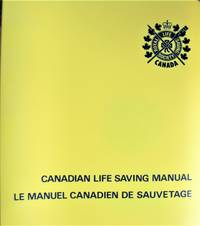 Canadian Life Saving Manual. Five separate Publications: Vol. 1- Canadian Life Saving Program. Vol. 2- Swimming Strokes and Skills. Vol. 3- Water Rescue. Vol. 4- Aquatic Emergency Care. Vol. 5- Proficiency Skills and Games