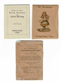 image of Eight or nine wise words about letter-writing [cover title]