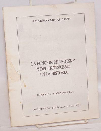 Cochabamba, Bolivia: Ediciones