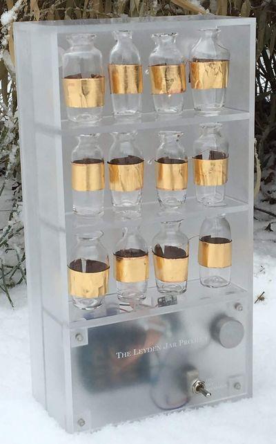 The Leyden Jar Project