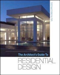 image of The Architect's Guide to Residential Design