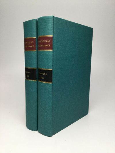 Union, New Jersey: The Lawbook Exchange, Ltd, 1997. Hardcover. Fine. A two-volume facsimile of the 1...