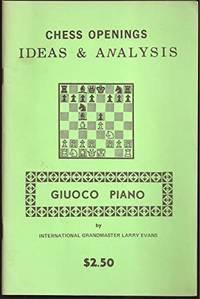 image of Chess Openings, Ideas and Analysis: Giuoco Piano
