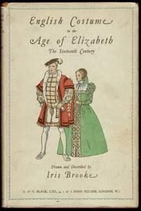 image of English Costume of the Age of Elizabeth