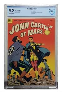 Four Color #437 - Edgar Rice Burroughs' John Carter of Mars CBCS Graded NM- 9.2