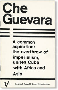 image of A Common Aspiration: The Overthrow of Imperialism, Unites Cuba with Africa and Asia