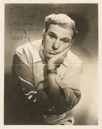 Archive of over 120 family photographs and personal ephemera belonging to William Bendix, circa 1944-1962