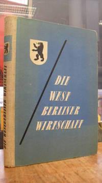 Produktions-Katalog der Westberliner Wirtschaft,