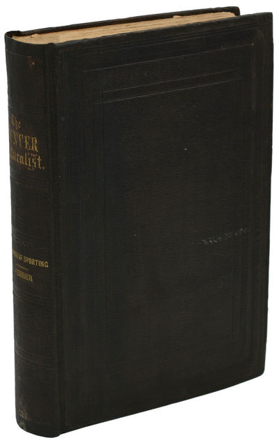 Philadelphia: Lippincott, Grambo and Co, 1852. Second Edition. Very Good. Second edition. In publish...