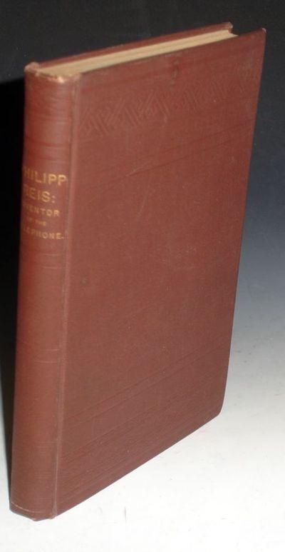 London: E. & F.N. Spon, 1883. Octavo. v]-ix, 182 pages, also