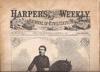 image of Harper's Weekly: A Journal of Civilization January 25, 1862 (reissue copy)