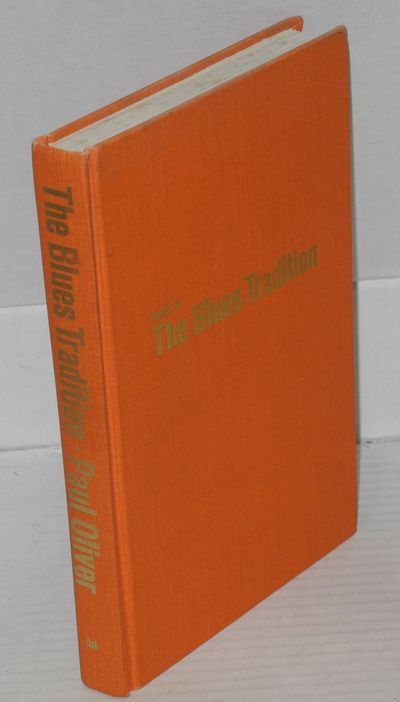 New York: Oak Publications, 1970. Hardcover. viii, 294p., first US edition. No dj. Oliver's wide-ran...