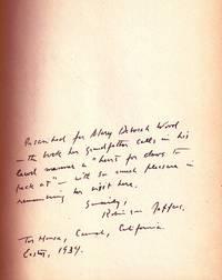 Robinson Jeffers Poems 7