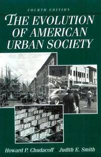 image of The Evolution of American Urban Society