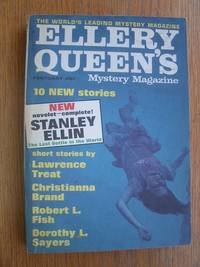 image of Ellery Queen's Mystery Magazine February 1968