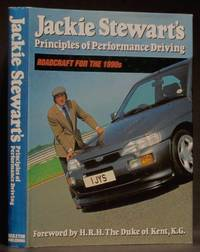 image of Jackie Stewart's Principles of Performance Driving second edition