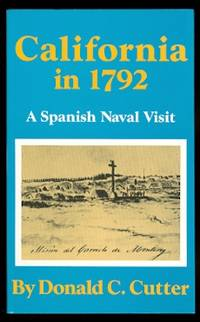 image of CALIFORNIA IN 1792:  A SPANISH NAVAL VISIT.