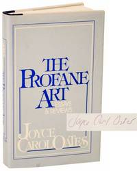 The Profane Art (Signed First Edition)