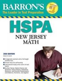 Barron's HSPA New Jersey Math (Barron's HPSA: New Jersey Math)