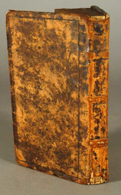 1646. FULLER, Thomas. ANDRONICUS, or, the Unfortunate Politician. Shewing Sin; slowly punished, Righ...