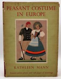 image of Peasant Costume in Europe