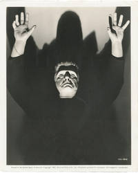 The Ghost of Frankenstein (Original photograph of Lon Chaney Jr. from the 1942 film)