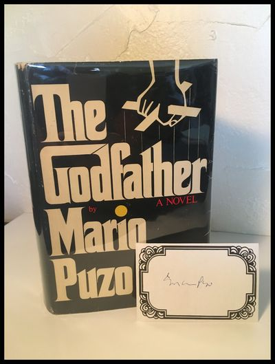 The Godfather, with SIGNED Bookplate...