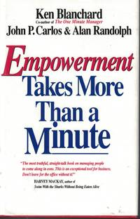 image of Empowerment Takes More Than A Minute