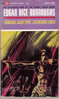 image of Tarzan and the Leopard Men (Series: Tarzan 18.)