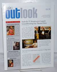 image of NLGJA Outlook: a quarterly publication; vol. 16, #1, Winter, 2006; Nashville TV Broadcasters launch ground-breaking gay themed show