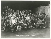 image of The Red Shoes (Original oversize cast photograph from the set of the 1948 British film)