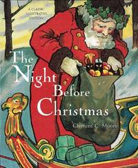 image of The Night Before Christmas (Classics Illustrated) (Classics Illustrated)