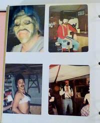 Politically Incorrect Halloween Photograph Album