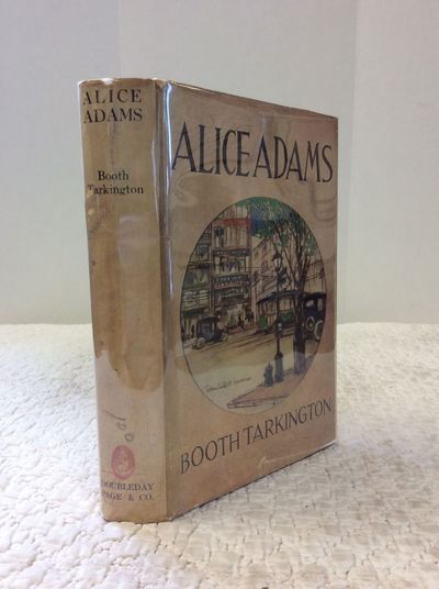 Garden City: Doubleday, Page & Co, 1921. 1st Edition. Hardcover. First edition, second state of perh...