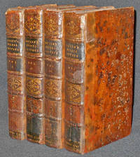The Method of Teaching and Studying the Belles Lettres, or, An Introduction to Languages, Poetry, Rhetoric, History, Moral Philosophy, Physicks, &c. ... Designed more particularly for Students in the Universities; translated from the French [4 volumes] [provenance: William Lee Antonie]