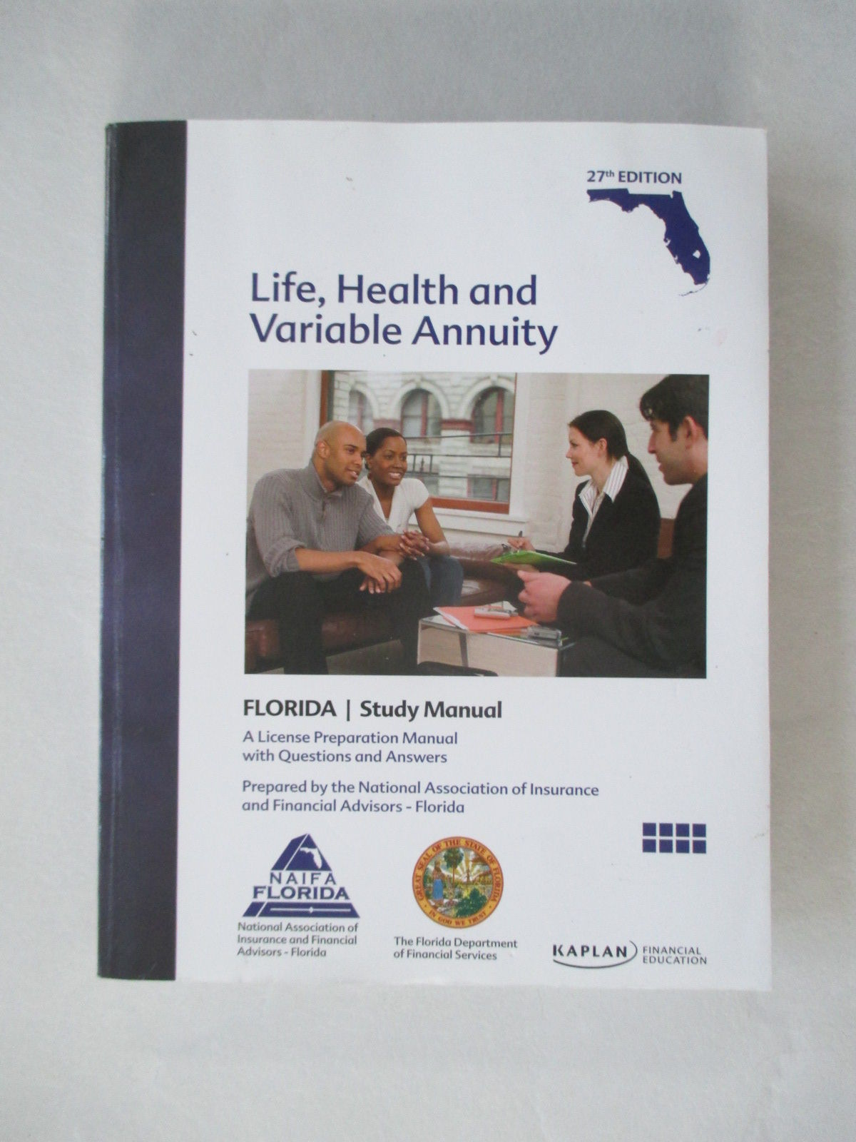 Study Manuals | NAIFA-Florida